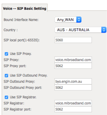 solved: Fax and Alarm on NBN modems not working